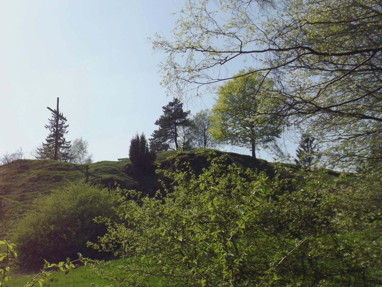 Schlossberg von der Seite
