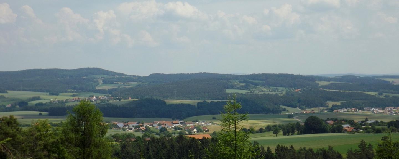Hohersdorf und der Kulm