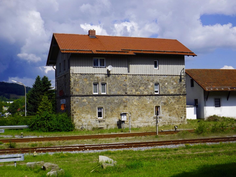 Bahnhof Gotteszell