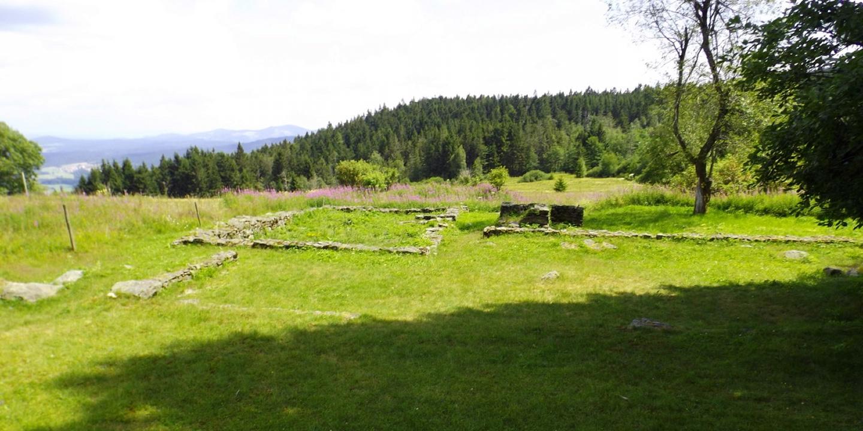 Wüstung (Ober-)Breitenau
