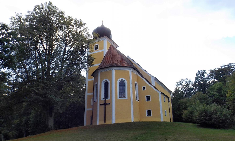 Wallfahrtskirche Eixlberg