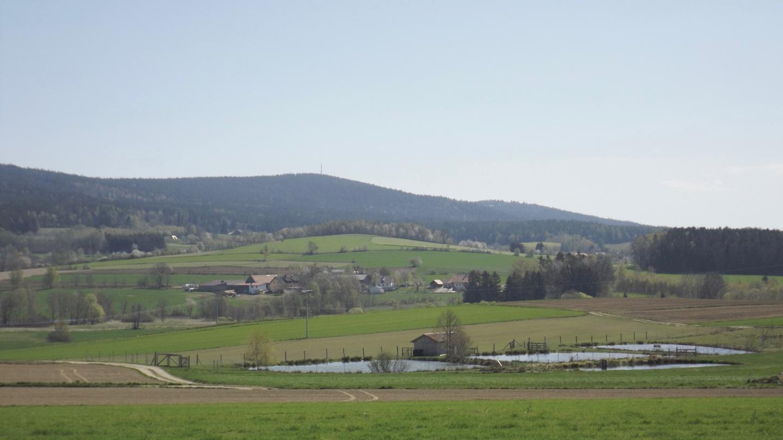 Aschahof und Pondorf