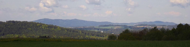 Schwarzwihrberg und Warberggruppe hinter Ast