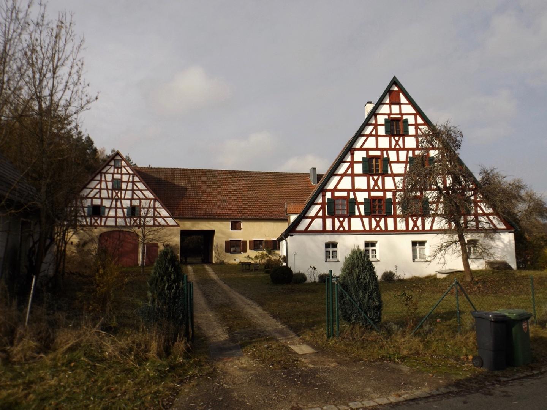 Fachwerkhof in Wolfertsfeld