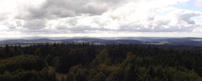 Tolle Wolkenstimmung im Südwesten