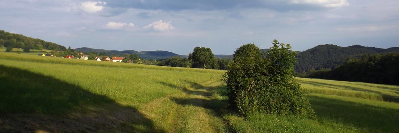 Panorama mit Aicha