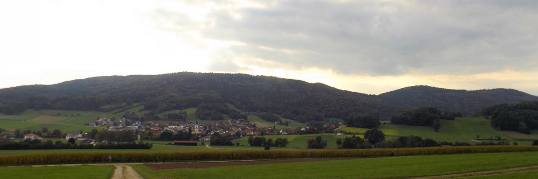 Gleißenberg vor dem Hienerkamm