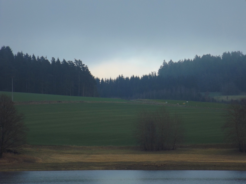 Letzter Sonnenfleck über Tirschenreuth