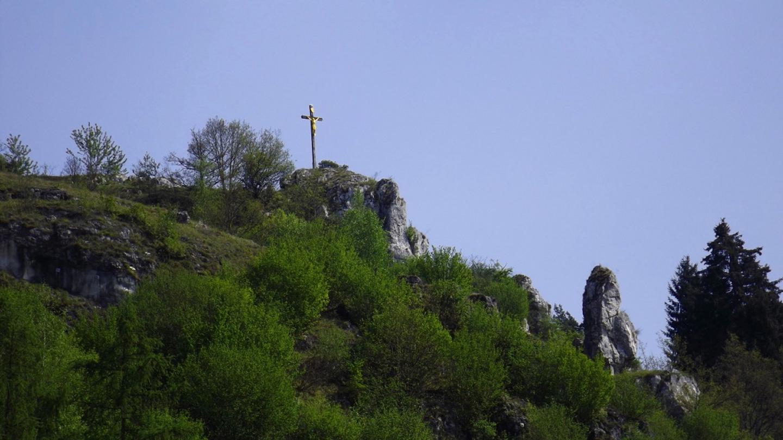 Der Alte Mann und das Kreuz