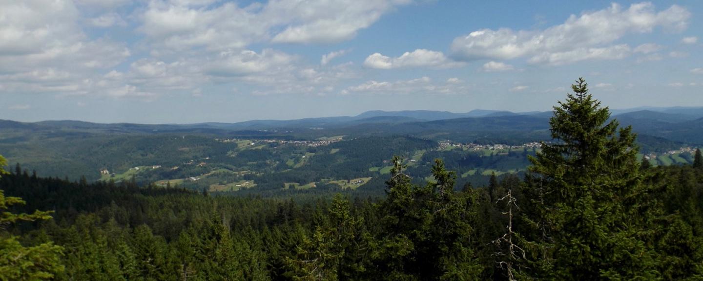 Keine Gewitterfront über Böhmen