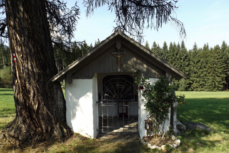 Kapelle bei Hinterwaldeck