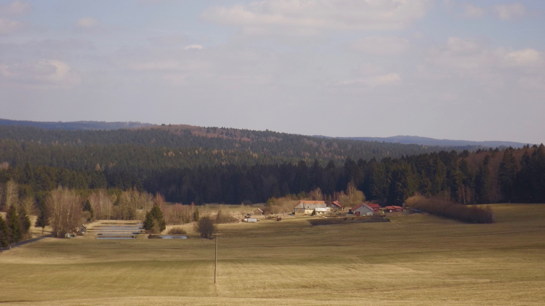 Mühllohe mit böhmischem Hinterland