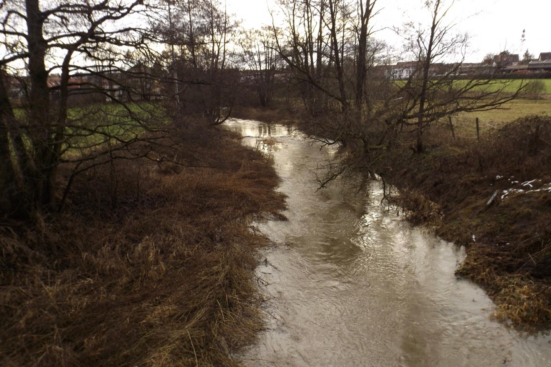 Hochwasser im Rötzerbach
