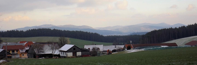 Schwarzachbergland hinter Grasdorf