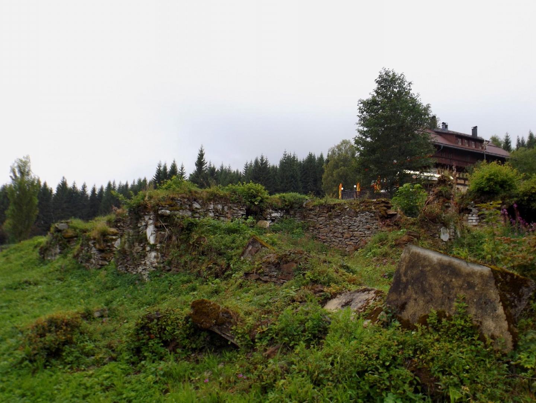 Ruine in Bučina