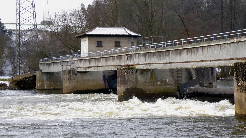 50% Durchlass und definitiv KEIN Hochwasser