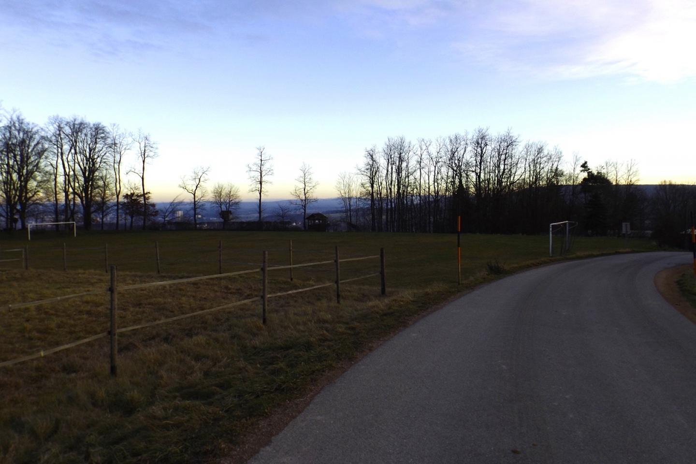 Gar nicht gewusst, dass Neukirchen einen Fußballplatz hat