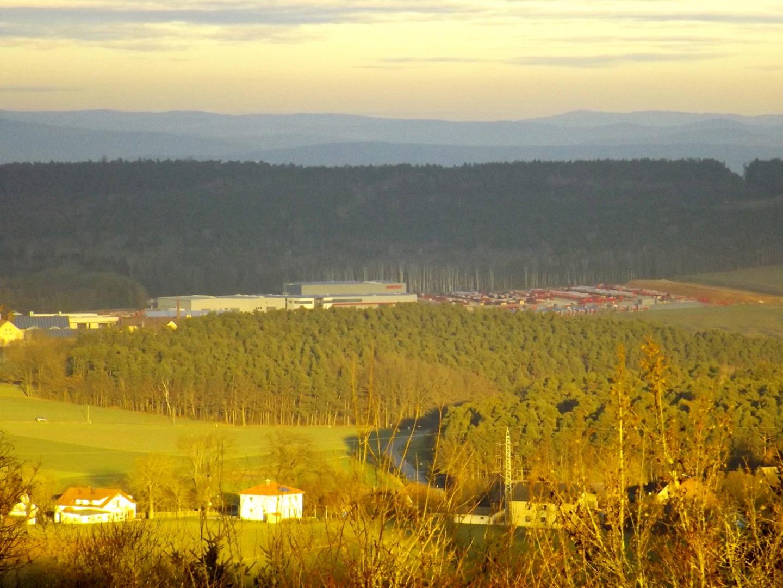 Landmaschinenfabrik Horsch am Gut Sitzenhof