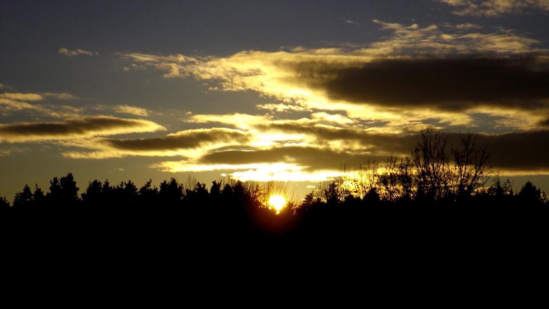 Bis morgen liebe Sonne!