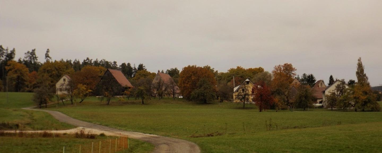 Rückblick auf Hallershof