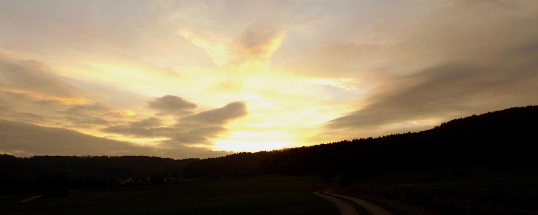 Gute Nacht Sonne!