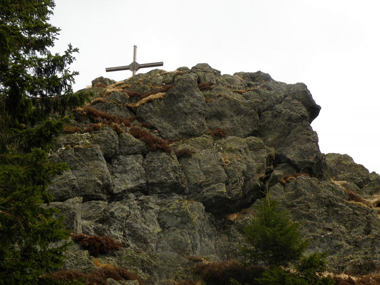 Einmal um den Gipfel rum