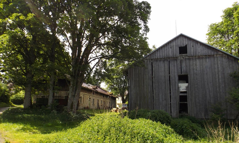 Landwirtschaftliche Gebäude in Stará Knížecí Hut'