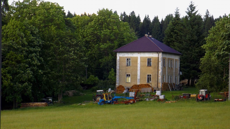 Hammerschloß Altfürstenhütte