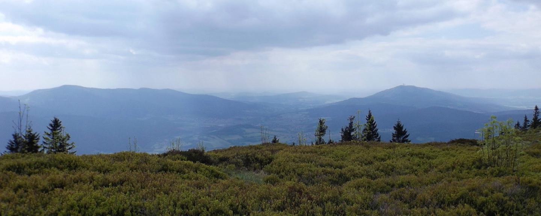 Kaitersberg und Hoher Bogen