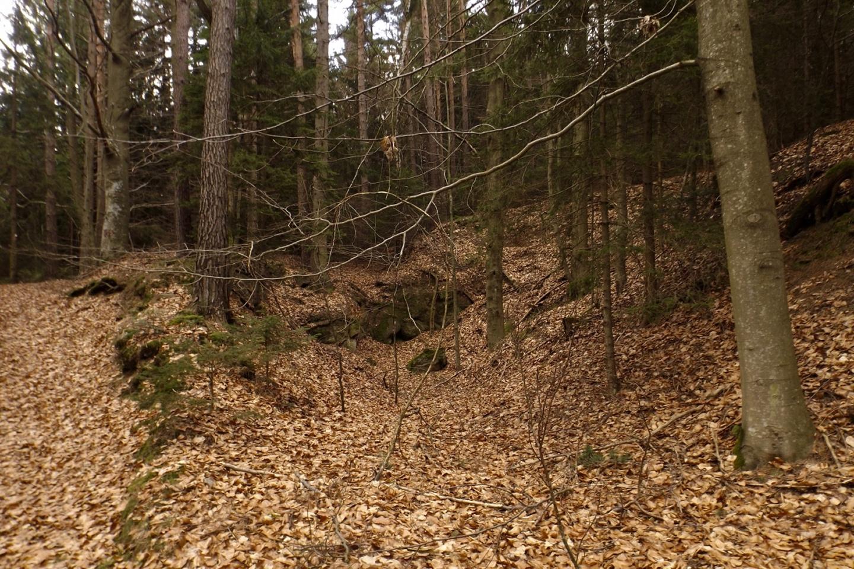 Steinbruch oder Erzgrube?