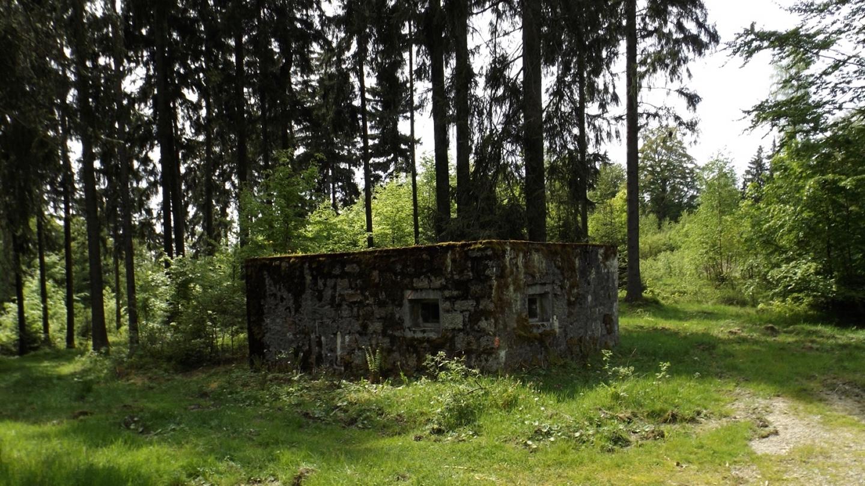 Bunker am Kopfstein