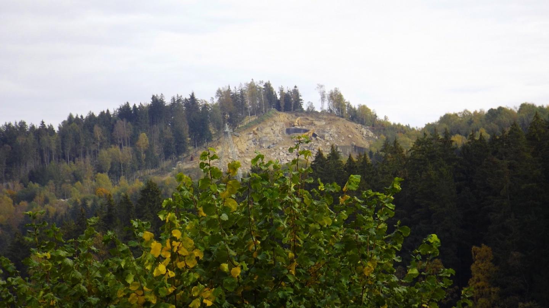 Steinbruch am Wurmstein