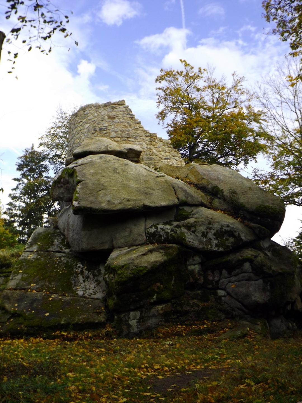 Tribünenfels