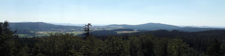Schönsee zwischen Drechselberg und Signalberg