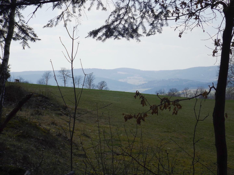Durchblick zum Kamenáč