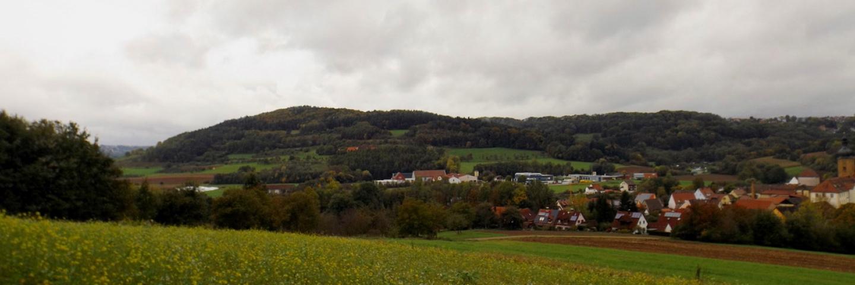 Eberhardsberg, hier versteckt sich der Teufelstisch