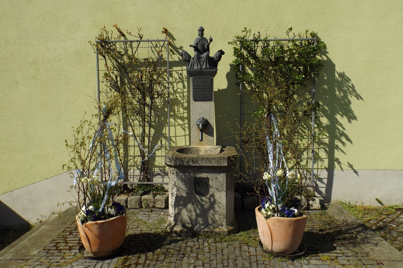 Marterlbrunnen in Bärnau