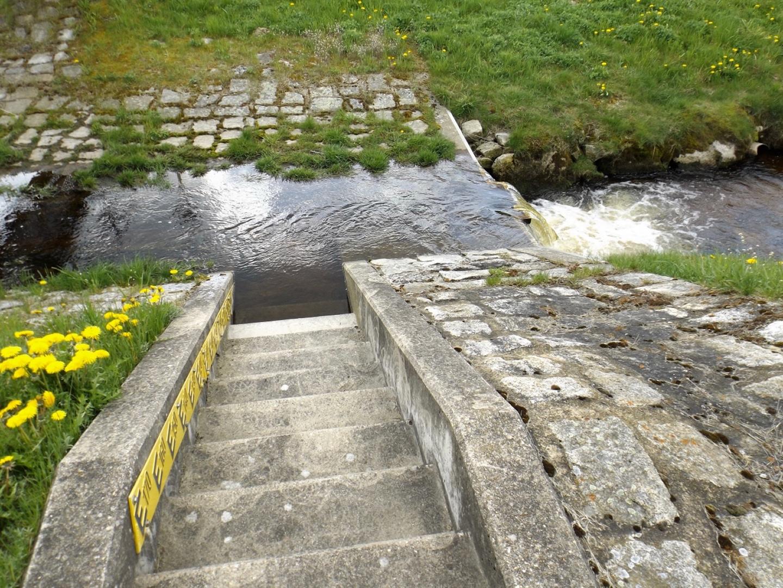 Hochwassermessanlage